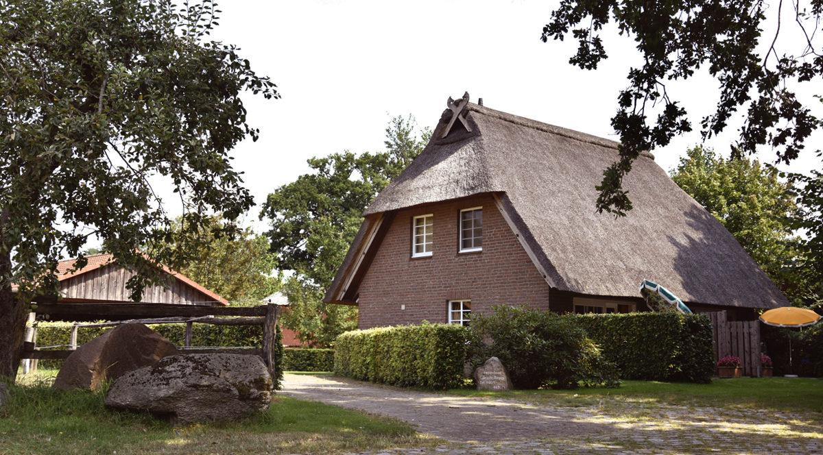 Ferienhaus/Ferienwohnung in der Lüneburger Heide